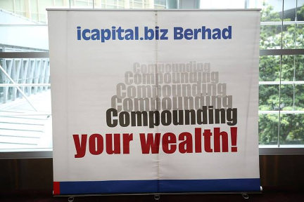 One of the reasons for the existence of icapital.biz Berhad is to let the power of compounding work for you!